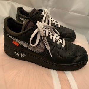 Air Force 1 '07 Virgil x MoMA Nike Sneakers 39/6.5